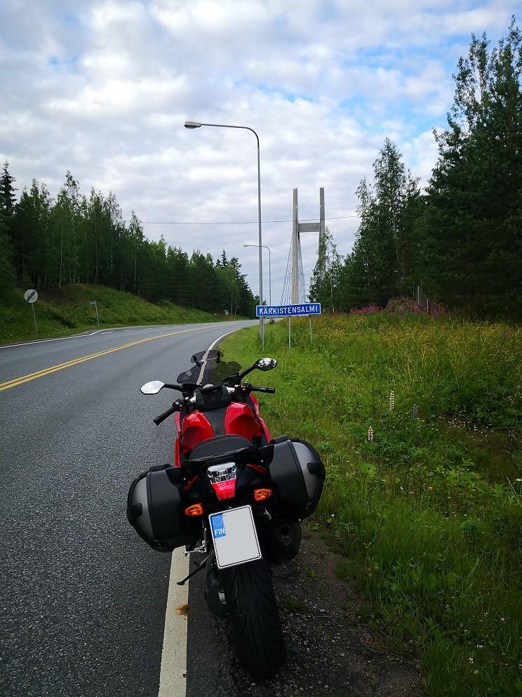 AR19 Kärkistensalmen silta
